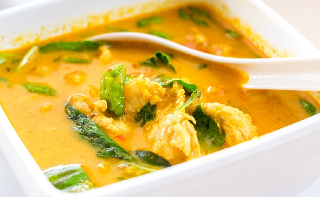 Kiełkowe Curry