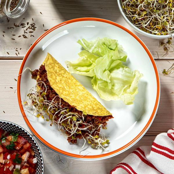 Taco zwołowiną