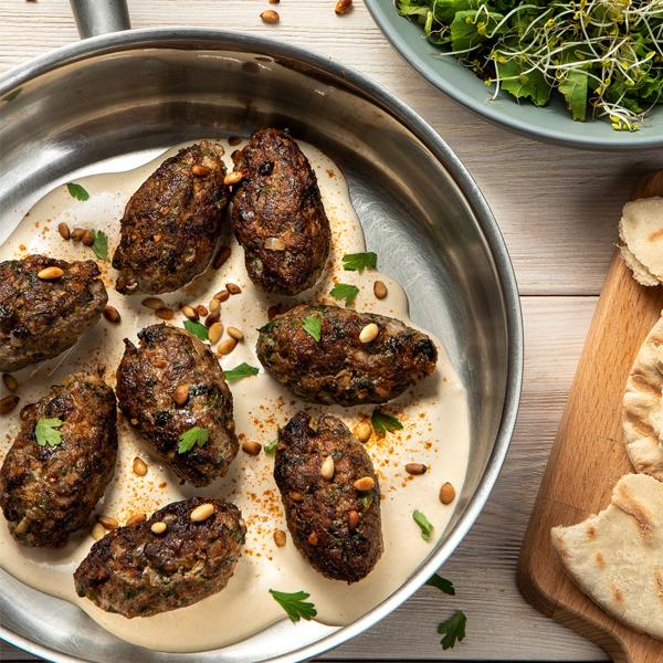 Kuchnia Jerozolimy. Tradycyjne Kofty