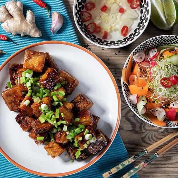 Tofu, które będziesz jeść bezkońca!